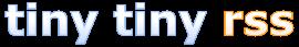 Tinytinyrss_logo